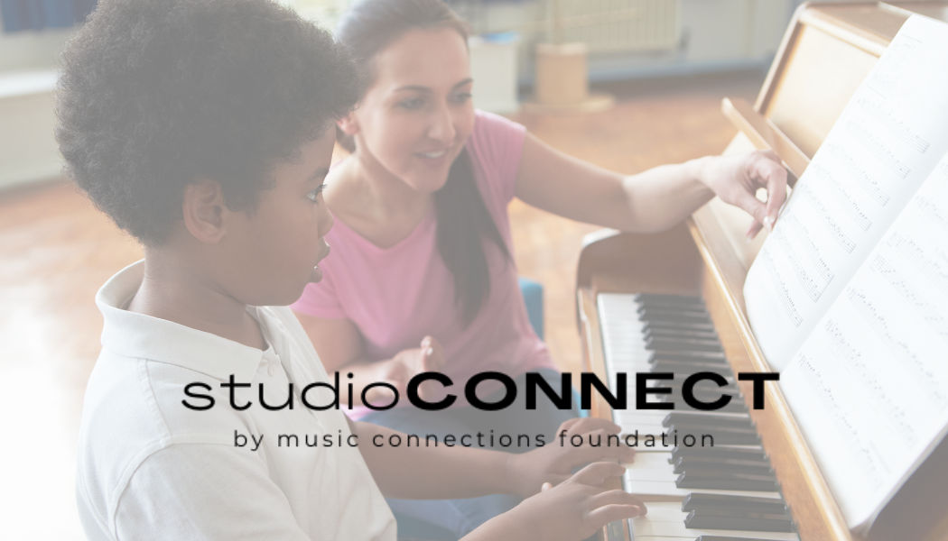 Piano & Voice Lessons with Studio Connect!